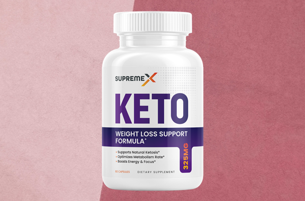 SupremeX Keto